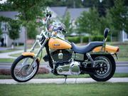 2007 Harley-Davidson Dyna Wide Glide Pearl Yello